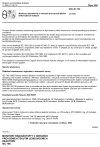 ČSN IEC 768 Monitory radioaktivity v okruzích provozních tekutin lehkovodních reaktorů