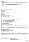 ČSN 75 7171 Jakost vod. Složení vody pro průmyslové chladicí okruhy