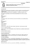 ČSN EN 29048 Stavební konstrukce. Těsnící hmoty - tmely. Stanovení vytlačovatelnosti standardním přístrojem
