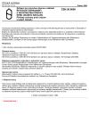 ČSN 26 0608 Zařízení pro plynulou dopravu nákladů. Řetězové dopravníky s nosnými prostředky nebo unašeči nákladu. Příklady ochrany proti úrazům unašeči nákladu