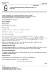 ČSN ISO 5275 Aromatické uhlovodíky. Stanovení merkaptanů (thiolů). Doctor test