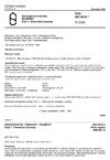 ČSN ISO 5019-1 Žárovzdorné tvarovky. Rozměry. Část 1: Pravoúhlé tvarovky