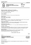 ČSN ISO 10567 Stroje pro zemní práce. Hydraulická lopatová rýpadla. Nosnost