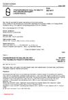 ČSN ISO 9477 Vysokopevnostní oceli na odlitky pro všeobecné použití a konstrukce
