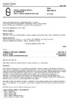 ČSN ISO 4301-4 Jeřáby a zdvihací zařízení. Klasifikace. Část 4: Jeřáby výložníkového typu