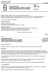 ČSN ISO 7799 Kovové materiály. Zkouška plechů a pásů tloušťky 3 mm a méně střídavým ohýbáním