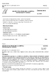 ČSN ISO 9916 Odlitky ze slitin hliníku a hořčíku. Kontrola kapilární metodou