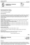 ČSN ISO 2395 Zkušební síta a prosévání. Terminologie