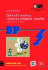 DP svazek 23 Elektrické instalace v bytové a občanské výstavbě (sedmé – aktualizované vydání) (rok vydání 2019) - Ing. Karel Dvořáček