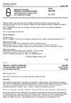 ČSN ISO 888 Spojovací součásti. Šrouby a závrtné šrouby. Jmenovité délky a délky závitů pro všeobecné použití