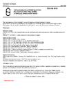 ČSN 06 3010 Tepelné bilance průmyslových palivových pecí pro ohřev a tepelné zpracování kovů