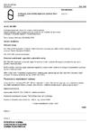 ČSN EN 60382 Analogový pneumatický signál pro systémy řízení procesů