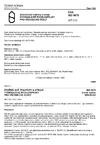 ČSN ISO 5675 Zemědělské traktory a stroje. Hydraulické rychlospojky pro všeobecné účely