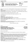 ČSN ISO 8526-2 Stavebnicové jednotky obráběcích strojů. Obrobkové palety. Část 2: Obrobkové palety o jmenovité velikosti větší než 800 mm