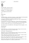 ČSN ISO/IEC 9596-2 Informační technika. Propojení otevřených systémů. Společný informační protokol pro management. Část 2: Proforma prohlášení o shodě implementace protokolu (PICS)