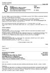 ČSN ISO 389-3 Akustika. Referenční nula pro kalibraci audiometrických přístrojů. Část 3: Referenční ekvivalentní prahové hladiny síly pro čisté tóny a kostní vibrátory