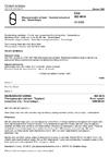 ČSN ISO 9616 Dřevozpracující zařízení. Tesařské kotoučové pily. Terminologie
