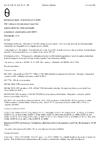 ČSN ISO/IEC 9574 Informační technika. Poskytování síťové služby OSI v režimu se spojením pomocí koncového zařízení paketového režimu připojeného k digitální síti integrovaných služeb (ISDN)