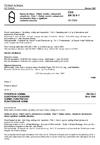 ČSN EN 326-1 Desky ze dřeva - Odběr vzorků, nařezávání a kontrola - Část 1: Odběr vzorků, nařezávání zkušebních těles a vyjádření výsledků zkoušky