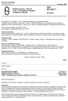 ČSN ISO 8421-7 Požární ochrana. Slovník. Část 7: Prostředky pro detekci a protlačení výbuchu