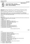 ČSN 69 0010-11 Tlakové nádoby stabilní. Technická pravidla. Část 11: Vysokotlaké tlustostěnné nádoby. Technické požadavky