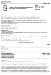 ČSN EN ISO 10528 Textilie. Postupy komerčního praní plošných textilií před zkoušením hořlavosti