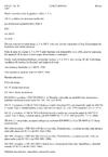 ČSN EN 50075 Ploché nerozebíratelné dvojpólové vidlice 2,5 A, 250 V se šňůrou pro připojení spotřebičů pro domácnost a podobné účely třídy II