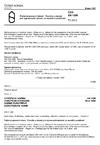 ČSN EN 1298 Pojízdná pracovní lešení - Pravidla a zásady pro vypracování návodu na montáž a používání
