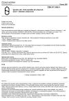 ČSN 97 1005-1 Výměna dat - Kód poplatků při přepravě - Část 1: Základní ustanovení