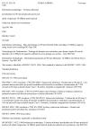 ČSN ISO/IEC 13422 Informační technologie - Výměna informací prostřednictvím 90 mm pružných kazetových disků s kapacitou 10 MBytů používajících sledování sektorů servosystémem - Typ ISO 304