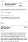 ČSN ISO 678 Kuželová ozubená kola s přímými zuby pro všeobecné a těžké strojírenství - Moduly a diametral pitches