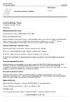 ČSN 70 4031 Laboratorní varné sklo - Kádinky