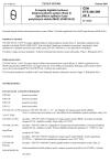 ČSN ETS 300 599 ed. 2 Evropský digitální buňkový telekomunikační systém (Fáze 2) - Specifikace aplikační části pohyblivých služeb (MAP) (GSM 09.02)