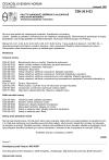 ČSN 26 9123 Palety ohradové, skříňové a sloupkové pro hutní materiály. Technické požadavky a zkoušení