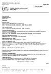 ČSN 01 4037 Základní pravidla zaměnitelnosti. Oblé závity