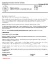 ČSN 13 0010 Potrubí a armatury. Jmenovité tlaky a pracovní přetlaky
