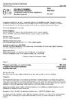 ČSN ISO 2423 Přejímací podmínky pro otočné vrtačky s výškově stavitelným ramenem. Zkoušky přesnosti