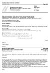 ČSN ISO 9244 Stroje pro zemní práce - Bezpečnostní značky a zobrazení rizika - Všeobecné zásady
