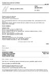 ČSN EN ISO 6414 Výkresy výrobků ze skla
