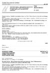 ČSN EN ISO 6412-3 Technické výkresy - Zjednodušené zobrazování potrubních větví - Část 3: Příslušenství ve vzduchotechnice a odvodňovacích systémech