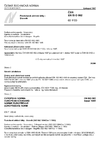 ČSN EN ISO 862 Povrchově aktivní látky - Slovník