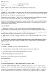 ČSN 44 6405 Odběr a rozbor vzorků inertního prachu a směsí uhelného a inertního prachu