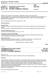 ČSN ISO 3970 Stavebnicové uzly pro stavbu obráběcích strojů. Stojany s vedením a přírubou