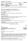 ČSN ISO 3408-2 Kuličkové šrouby. Část 2: Jmenovité průměry a jmenovitá stoupání. Metrická řada