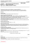 ČSN 42 0056 Tepelné zpracování neželezných kovů a jejich slitin. Rozdělení, názvosloví a definice
