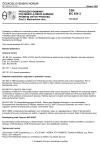 ČSN IEC 654-3 Provozní podmínky pro měřicí a řídící zařízení průmyslových procesů. Část 3: Mechanické vlivy