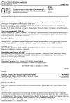 ČSN ISO 3265 Zařízení pro plynulou dopravu sypkých materiálů. Vagónové výklopníky rotační, boční, čelní. Bezpečnostní předpisy