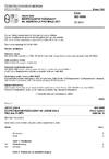 ČSN ISO 8098 Jízdní kola. Bezpečnostní požadavky na jízdní kola pro malé děti