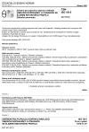 ČSN ISO 1815 Zařízení pro plynulou dopravu nákladů. Vibrační dopravníky a podavače se žlabem kruhového profilu. Základní parametry