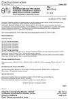 ČSN ISO 7574-2 Akustika. Statistické metody pro určení a ověření stanovených hodnot. Emise hluku strojů a zařízení. Část 2: Metody pro jednotlivé stroje